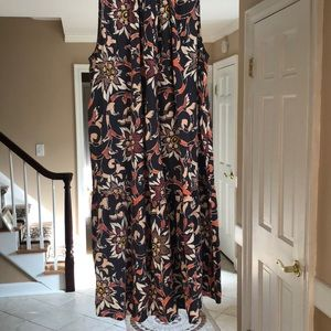 Loft tank dress